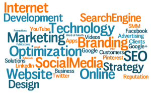 Branding on-line